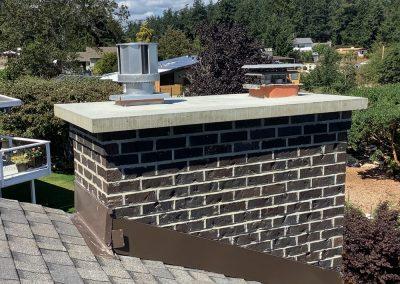Clinker Bricks With Corbel Detail Victoria