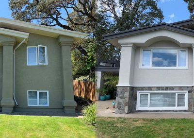 Franciswood Before & After