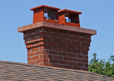 Heritage Red Brick With Corbel Detail by Orca Masonry
