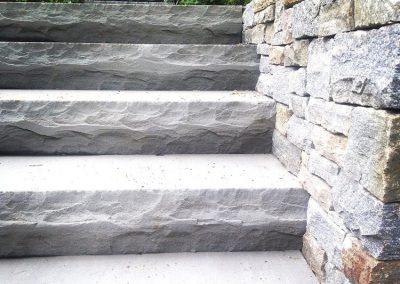 Pennsylvania Bluestone Slab Steps & Natural Stone Veneer
