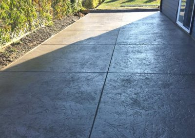 Oxford Slate Dyed Concrete by Orca Masonry